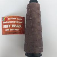 Нити вощеные круглые MBT WAX 053-0,55мм Цвет 35
