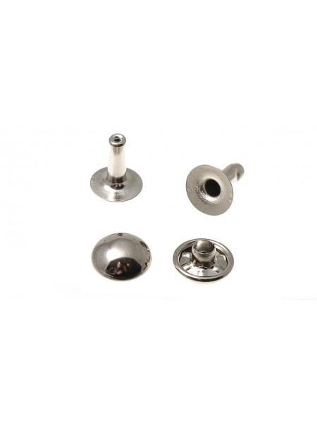 Хольнитены 6*6 мм никель